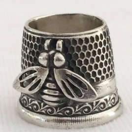 Bee Tailor Thimble